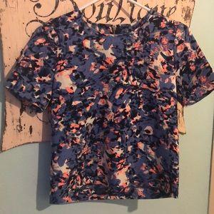 Stamp blouse
